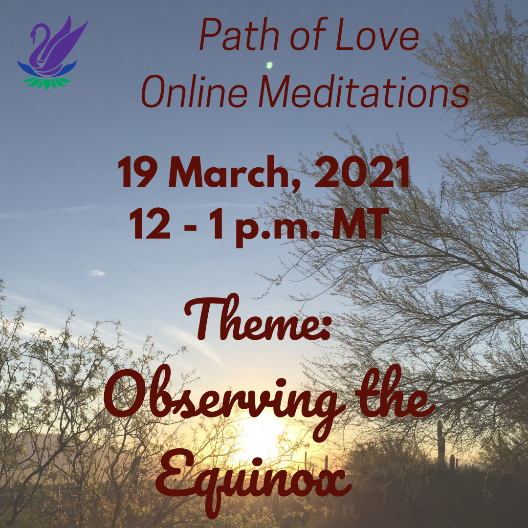 March Path of Love