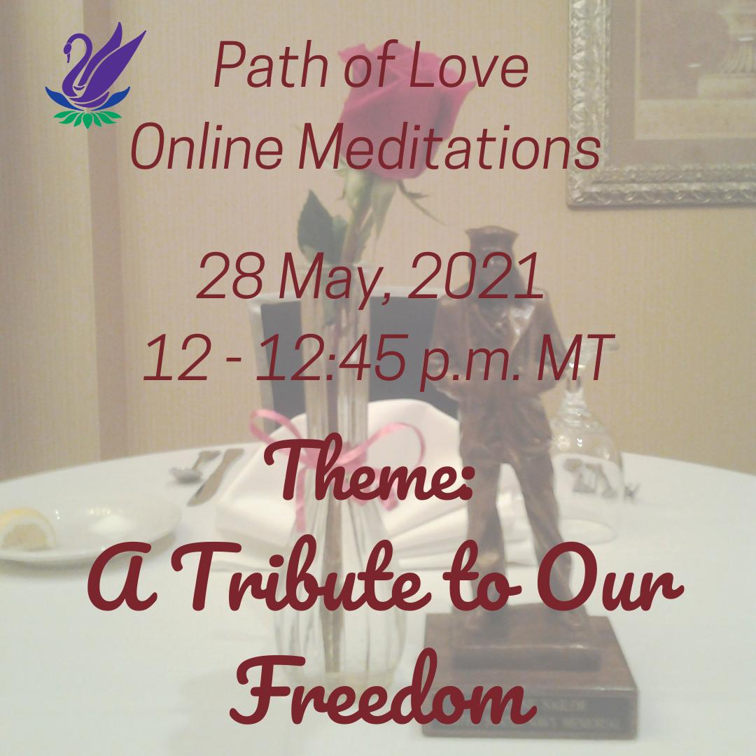 May Path of Love
