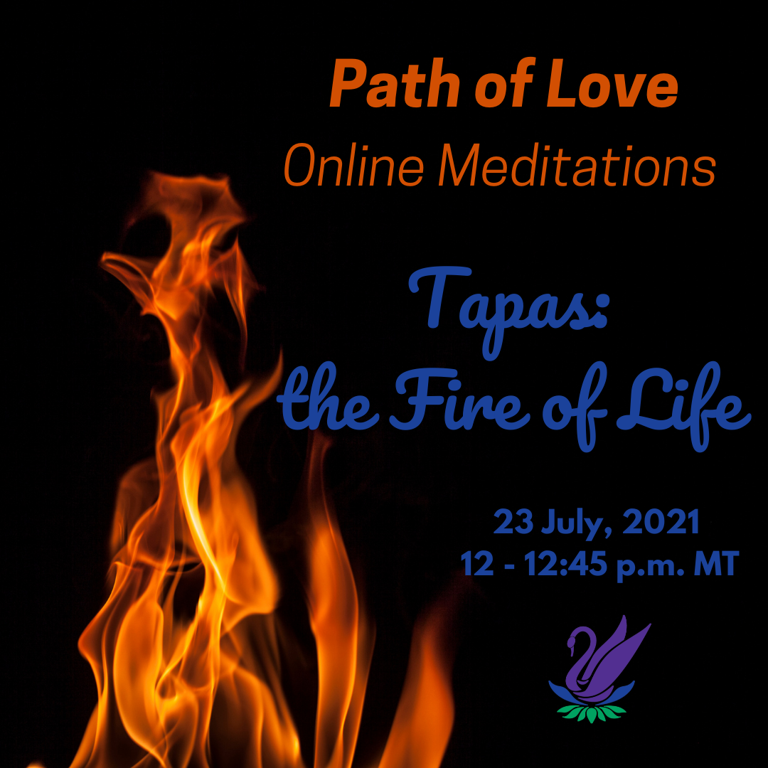 Path of Love July